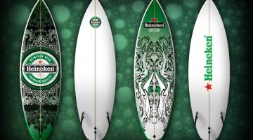 Heineken-shortboard_Solid Surf-1